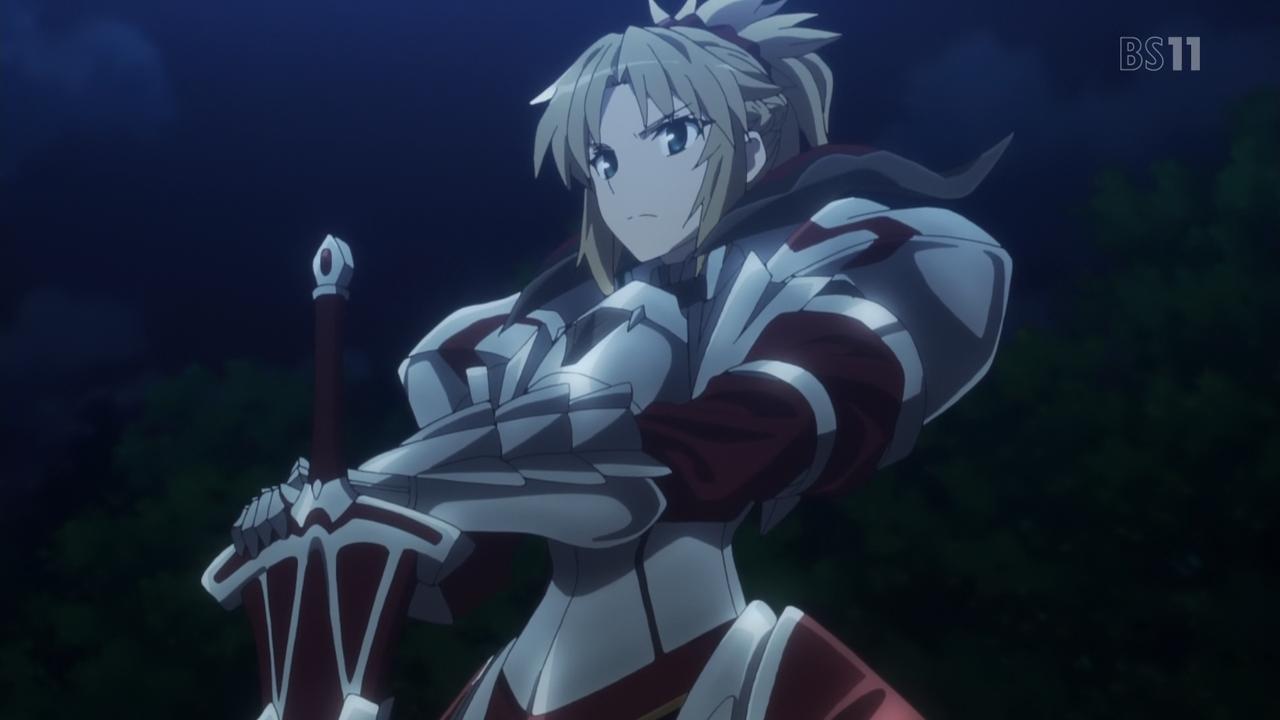 Fate/Apocrypha - 01 [First Look] - Anime Evo