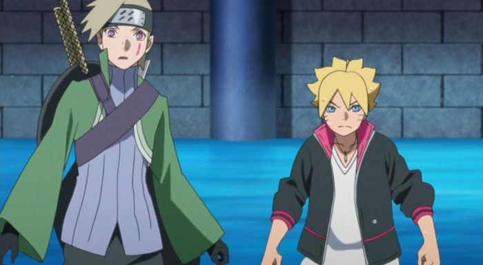 Boruto: Naruto Next Generations - 28 - Anime Evo
