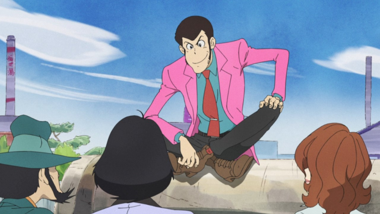 Lupin III - Part 5 - 06 - Anime Evo