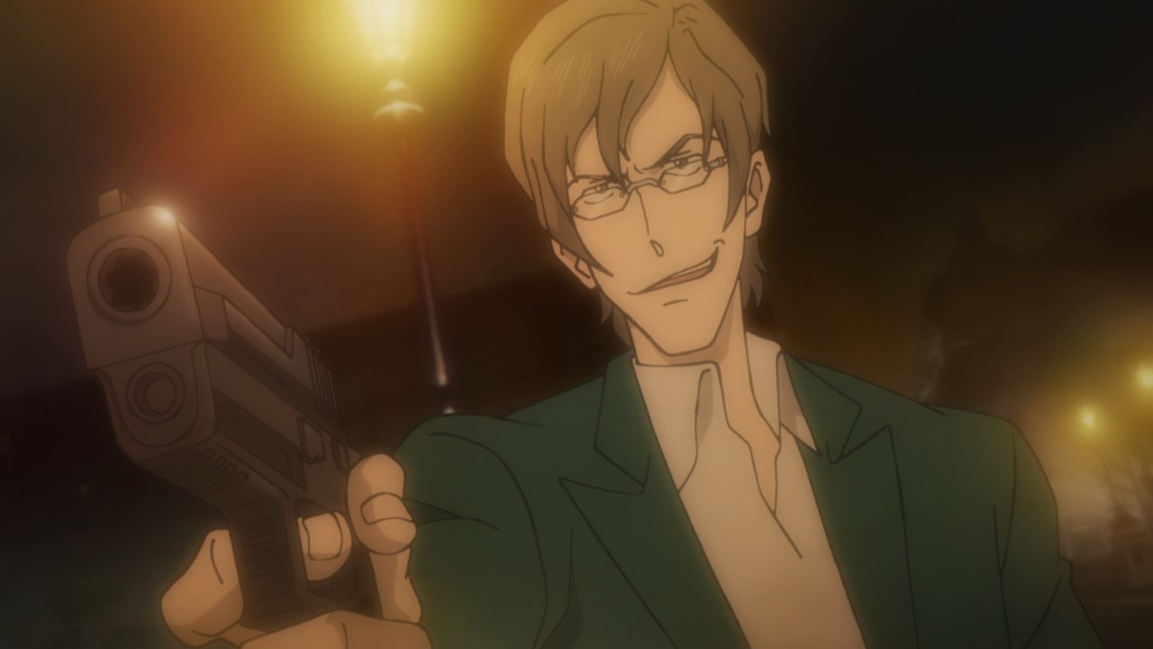Lupin III - Part 5 - 08 - Anime Evo