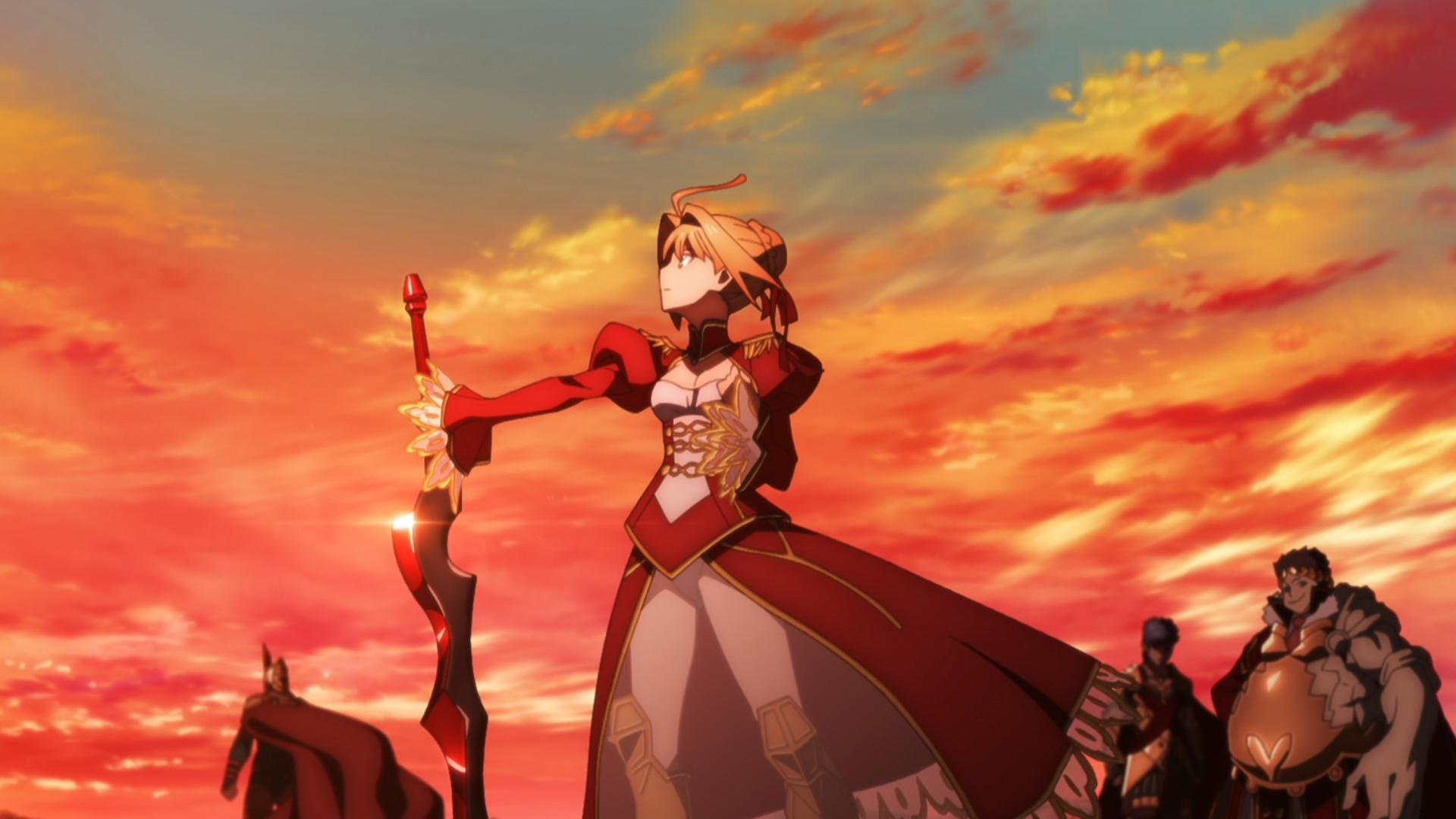 Fate/Grand Order: Zettai Majuu Sensen Babylonia - 00 [First