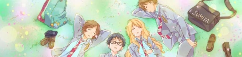 <b>In Defence of Shigatsu wa Kimi no Uso:</b> Setsuken offers his opinions on the controversial series...
