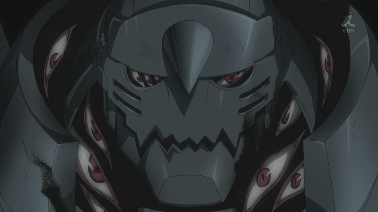 Fullmetal Alchemist Brotherhood Episode 47 - Anime Evo