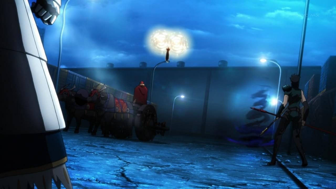 Fate Zero 04 05 Anime Evo