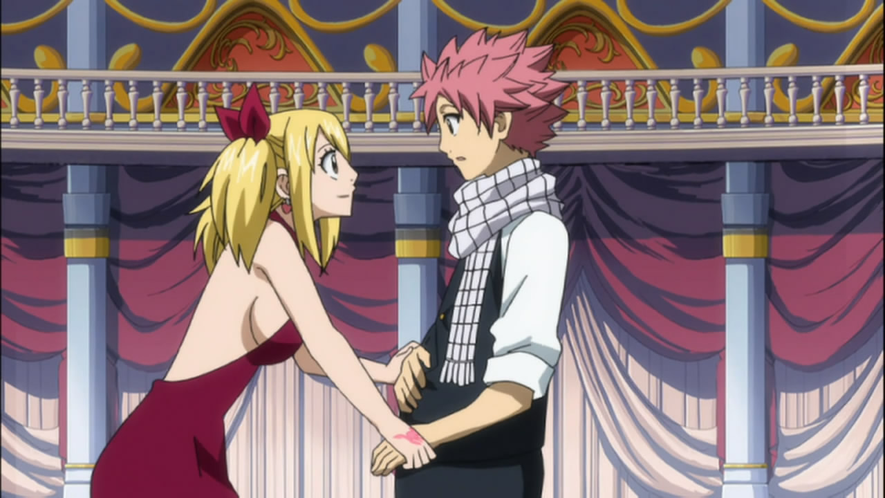Fairy tail anime fanservice gallery