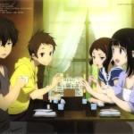 Hyouka meeting