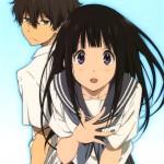 Oreki Houtarou & Chitanda Eru
