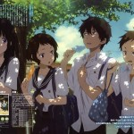 Hyouka Group under the trees