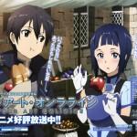 Kirito and Sacchi