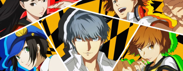 Persona 4 Anime Characters : Persona the golden animation anime evo