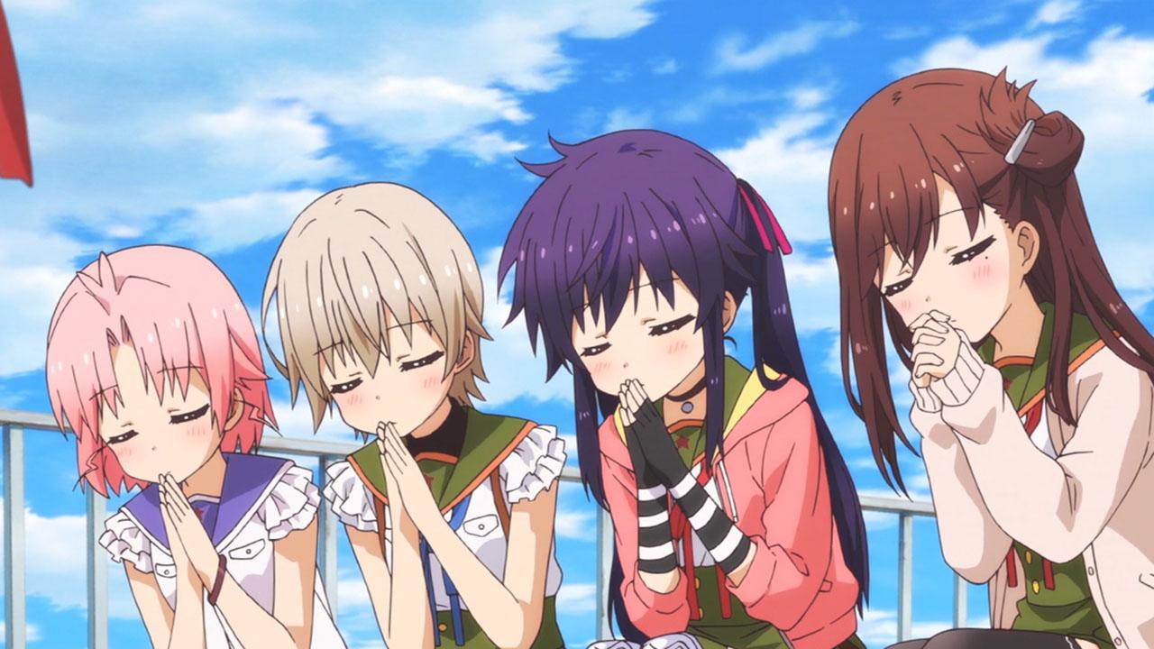 Kết quả hình ảnh cho Gakkougurashi! anime
