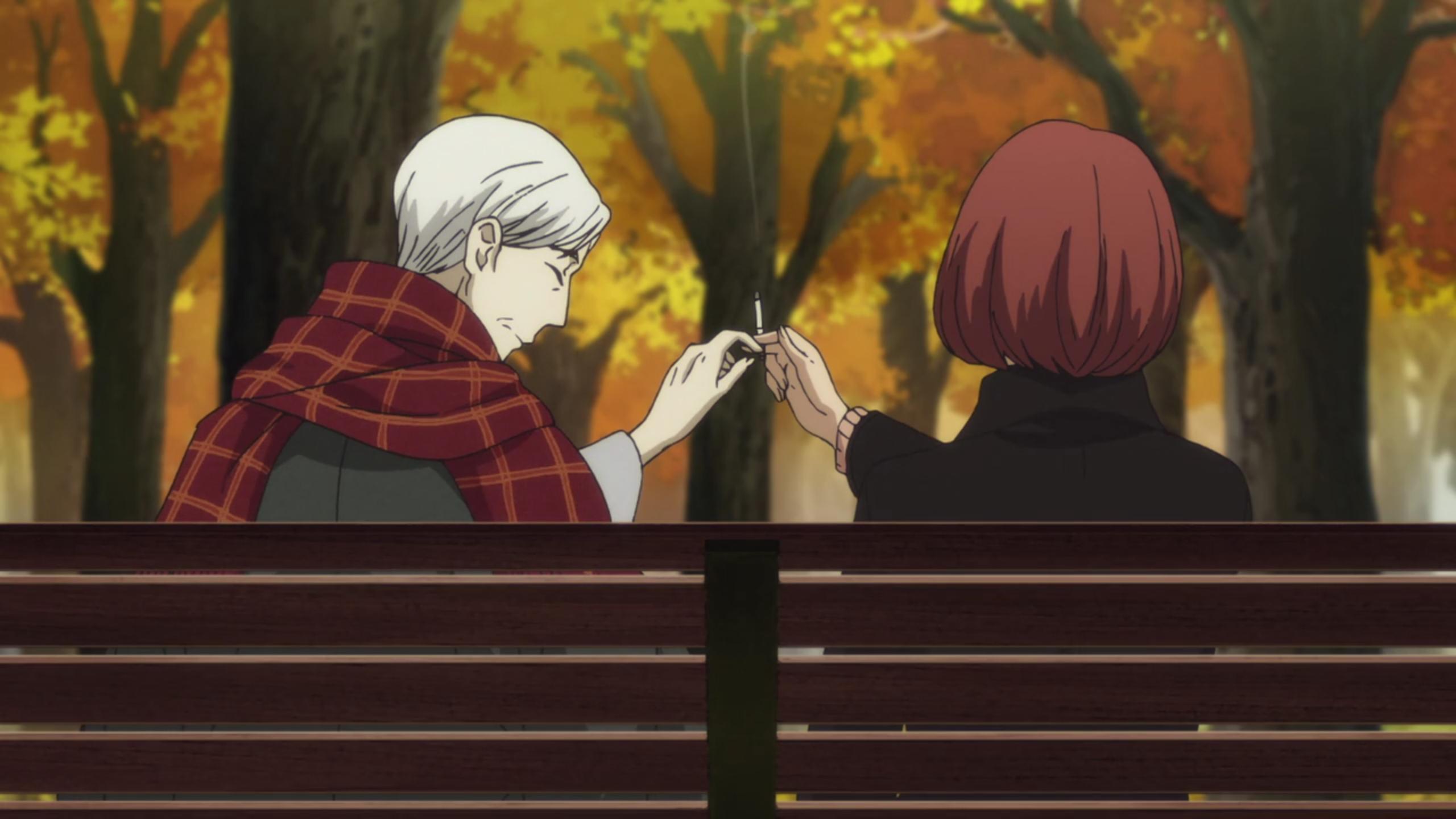 Showa Genroku Rakugo Shinju Season 2 7 Anime Evo