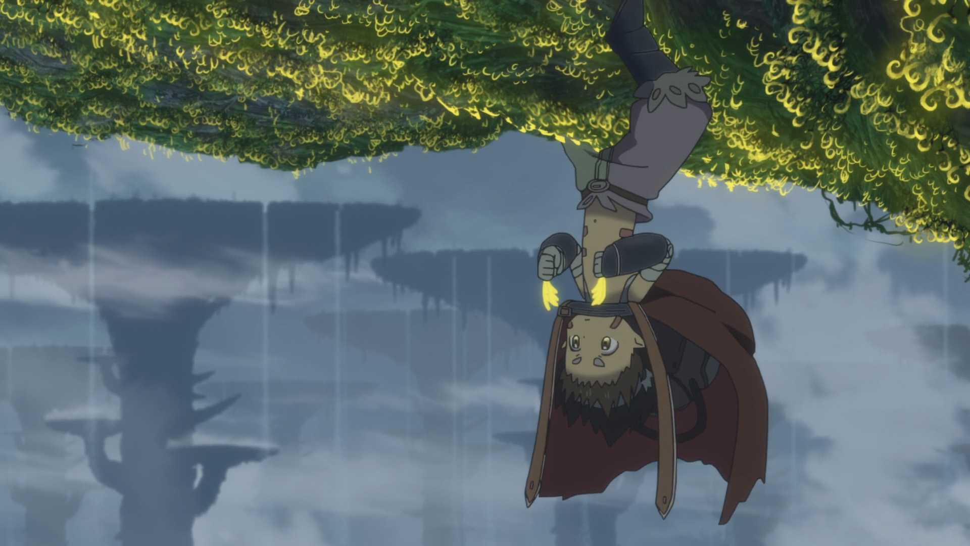 Made In Abyss 11 Anime Evo