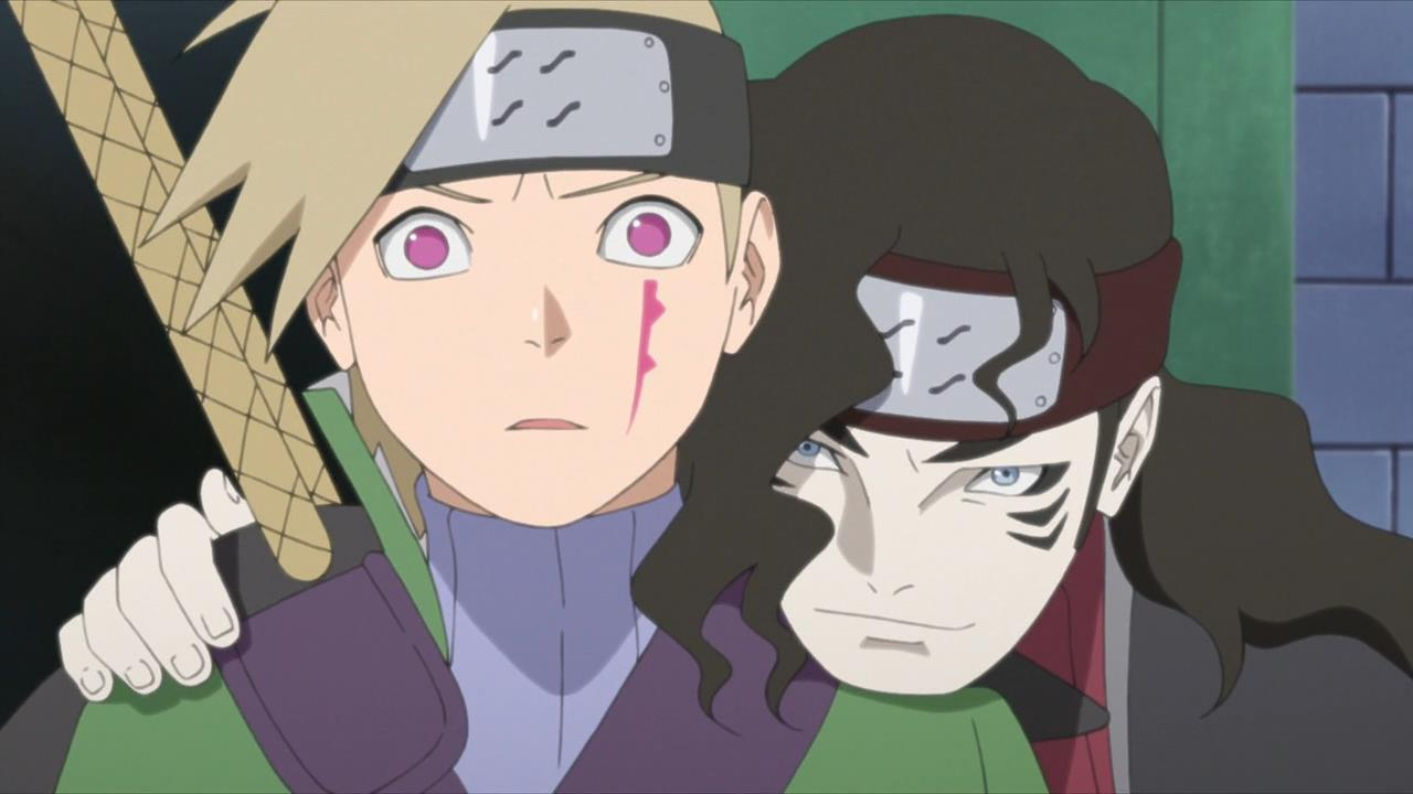 Boruto: Naruto Next Generations - 29 - Anime Evo