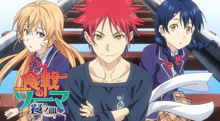 Shokugeki no Souma: San no Sara Episódio 1 (HD)