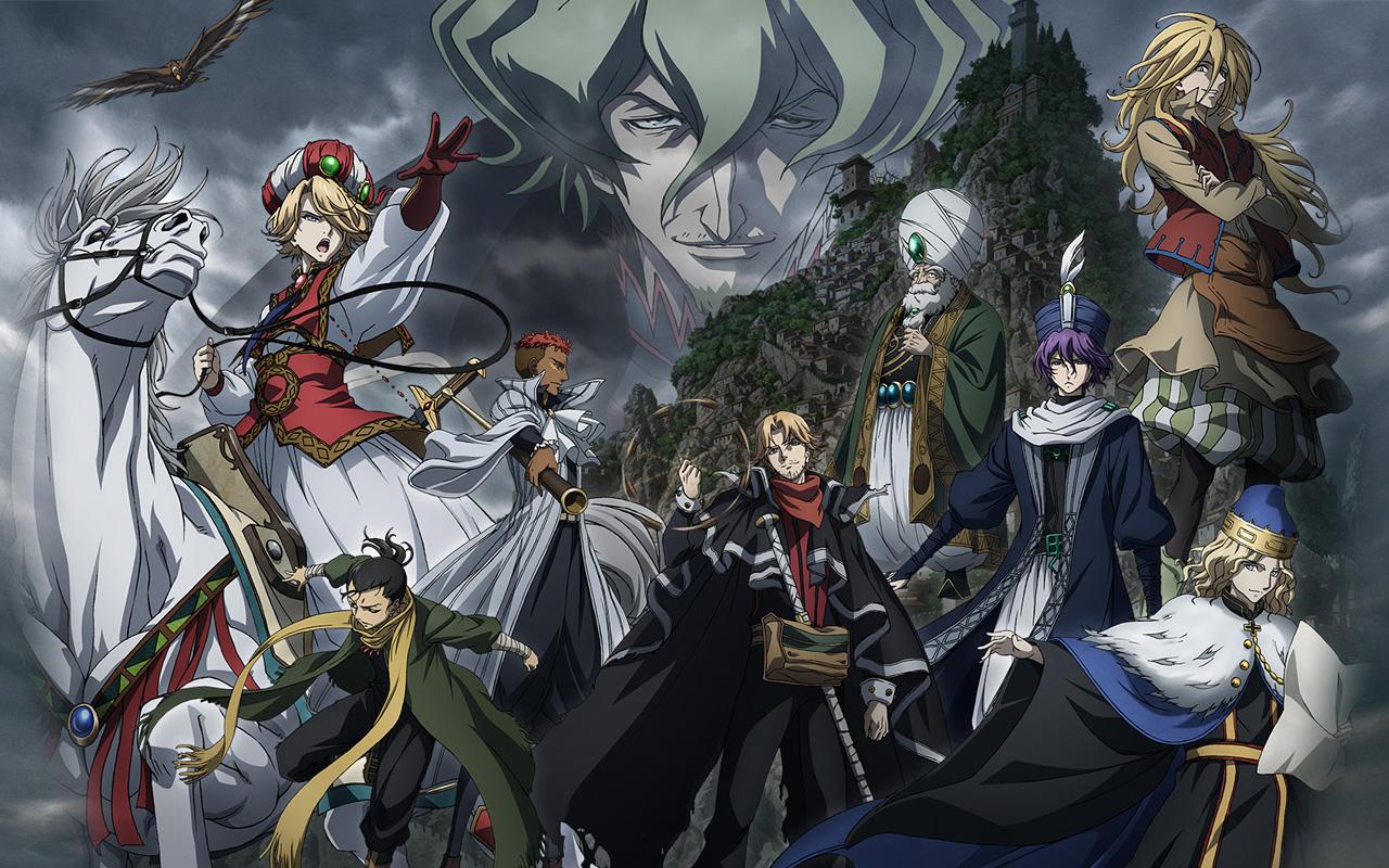 shoukoku no altair - review
