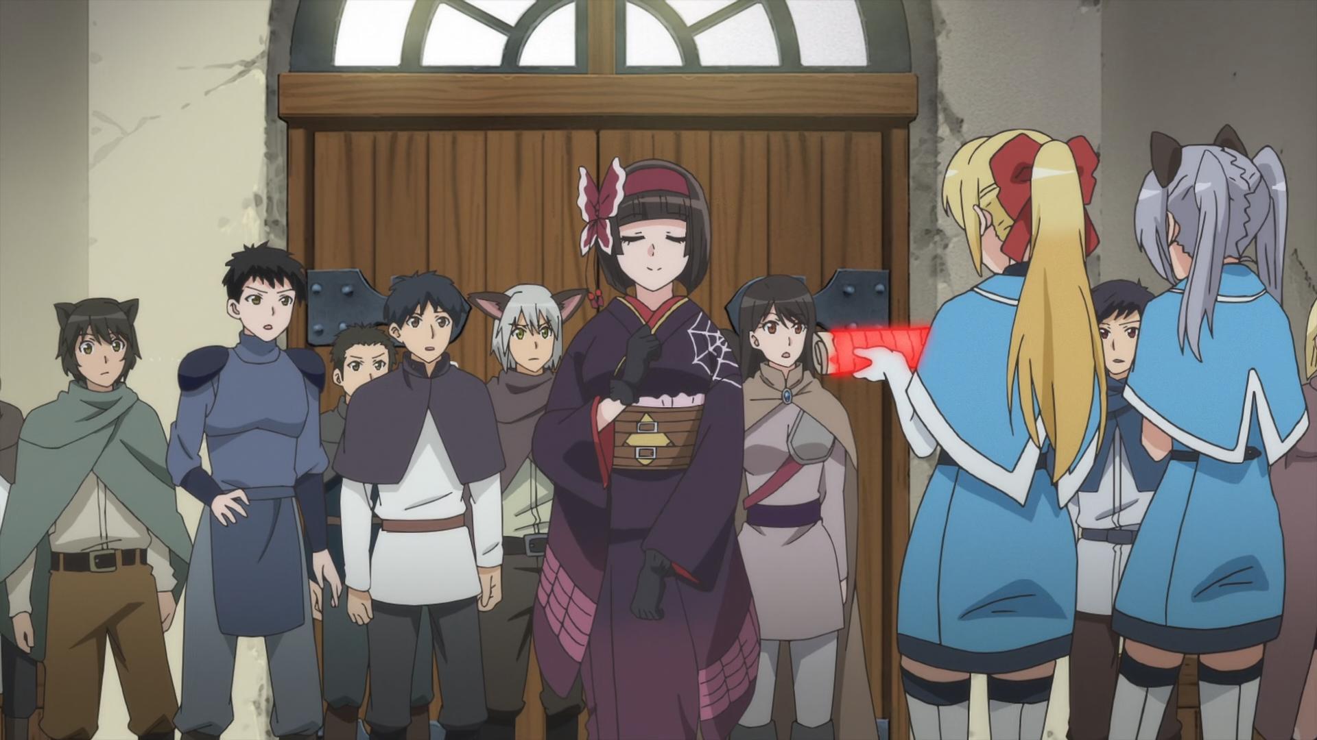 tsuki ga michibiku isekai douchuu episode 10 release date